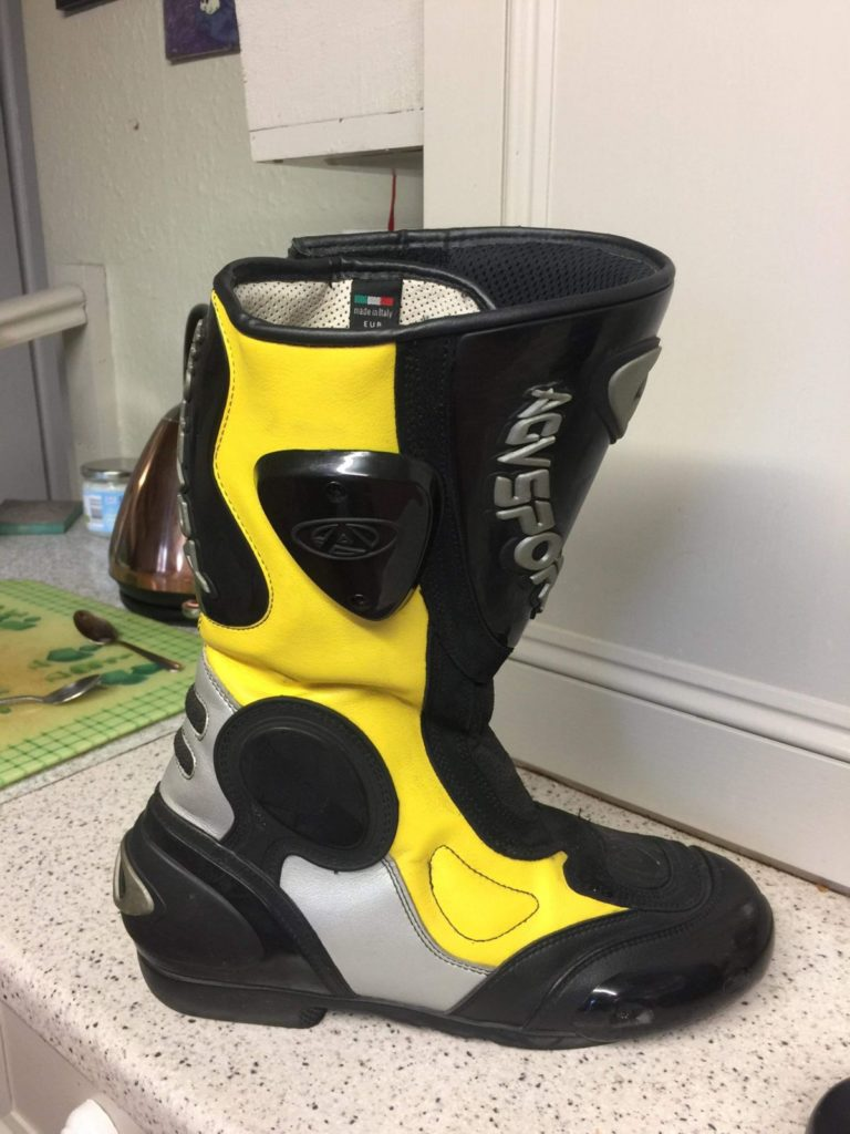 Get Motorcycle Boots Uk Sale Pics