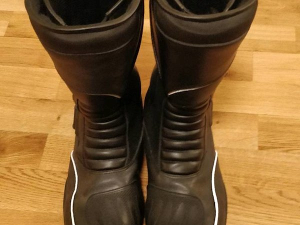 Get Motorcycle Boots For Sale Ireland Background
