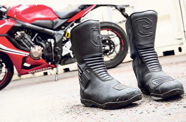 29+ Good Motorcycle Boots Pics