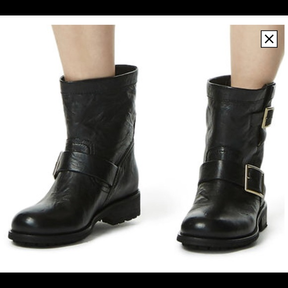 28+ Jimmy Choo Youth Suede Biker Boots Pics