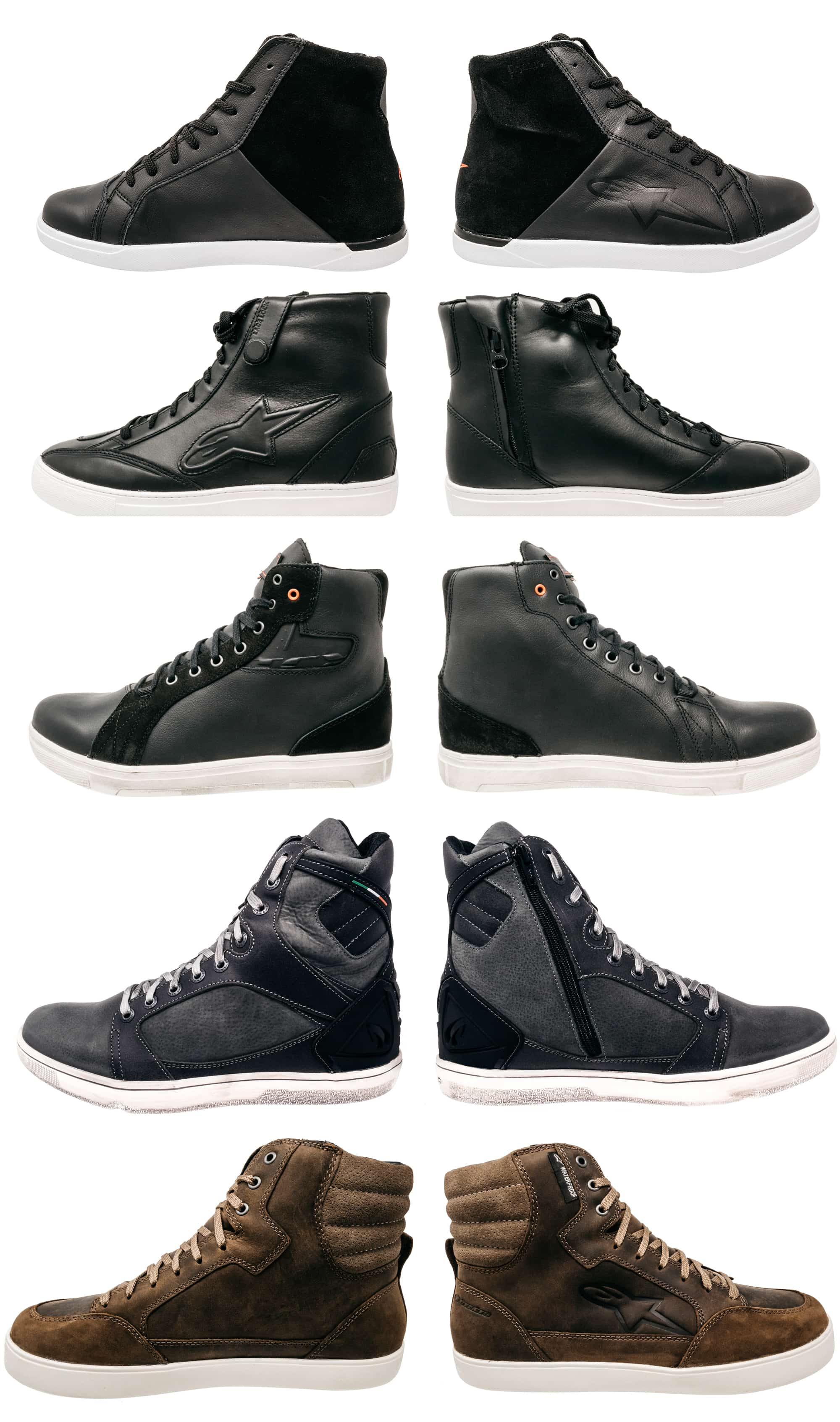 Casual Motorcycle Boots The Top 10 Styles This Season Inspire At Getgeared